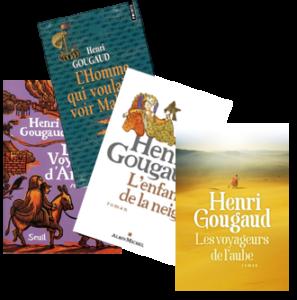 la bibliographie d'Henri Gougaud