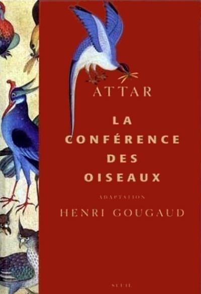"""""""La conférence des oiseaux"""" une adaptation de Henri Gougaud"""