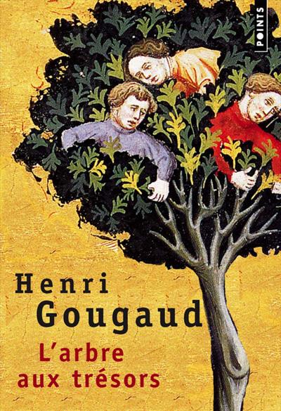 """""""L'arbre aux trésors"""" un livre de Henri Gougaud"""